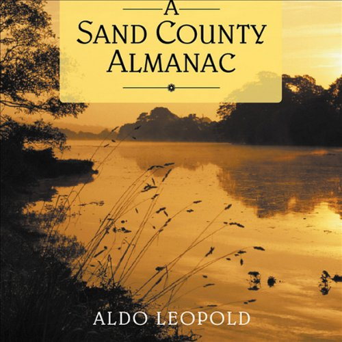 a sand county almanac and sketches here and there pdf