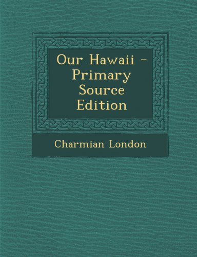 Our Hawaii