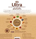 Nutro ULTRA Healthy Digestion Blend All Natural Dog Biscuits With Oatmeal and Pumpkin, 16 oz.