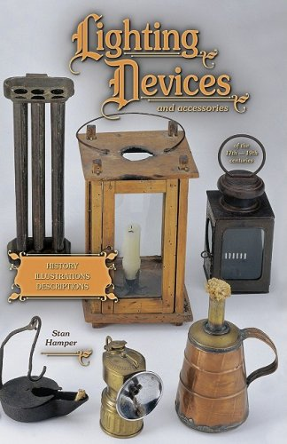 Lighting Devices: Accessories of the 17th- 19th Centuries