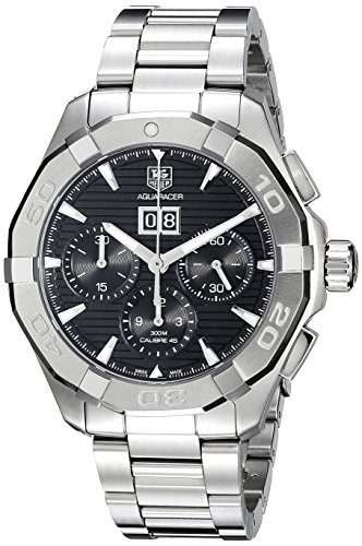 TAG Heuer Men's Swiss Automatic Stainless Steel Casual Watch (Model: CAY211Z.BA0926)