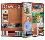 "Jillian Goldberg – Video Art Lessons ""Drawing: For Beginners of All Ages"" DVD thumbnail"