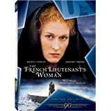 The French Lieutenant's Womanby DVD