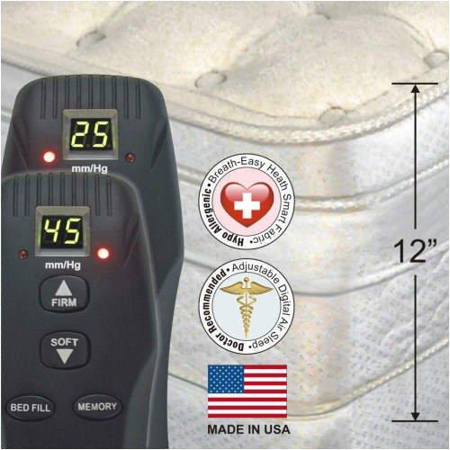 Dual Control Air Mattress Dual Control Air Mattress