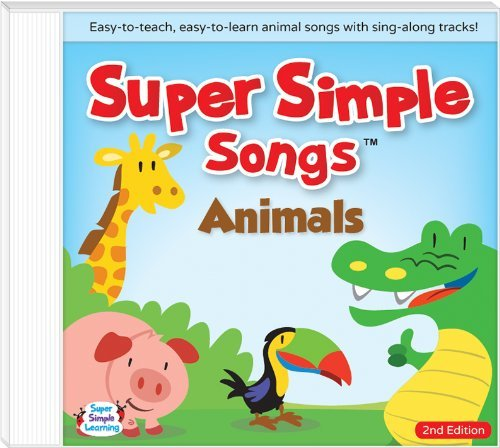 Super Simple Learning Super Simple Songs Animals