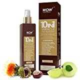 #9: WOW 10 in 1 Miracle Hair Revitalizer - 200ml - No Mineral Oils & Parabens - Premium Botanical Extract,Biotin & Vitamins - Mist Spray