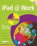 img - for iPad at Work in easy steps book / textbook / text book