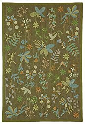 Martha Stewart Hand Hooked Rug (8 ft. 6 in. x 5 ft. 6 in.)