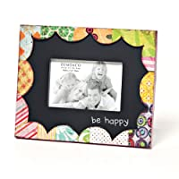 Colorful Devotions Be Happy Photo Frame