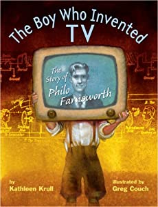 Downloads The Boy Who Invented TV: The Story of Philo Farnsworth ebook