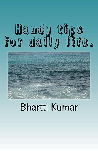 handy-tips-for-daily-life-handy-tips-on-daily-life-book-1-english-edition