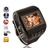 Sehen Sie Mobiltelefone - Q8 Dual Sim Quad-Band- FM -Uhr-Handy - 1.33 \ Touch Screen mit Spion-Kamera