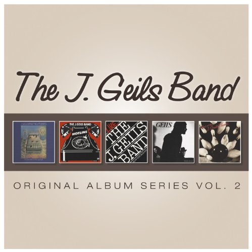 The J. Geils Band - Original Album Series 2 - Zortam Music