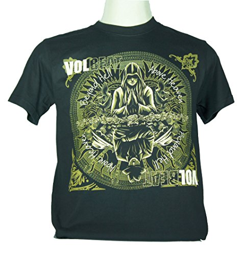 Volbeat (Beyond Hell Above Heaven) Extra Large Size Xl Nuovo. Maglietta 1112