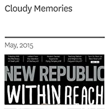 Cloudy Memories (       UNABRIDGED) by Rebecca Leber Narrated by C. James Moore