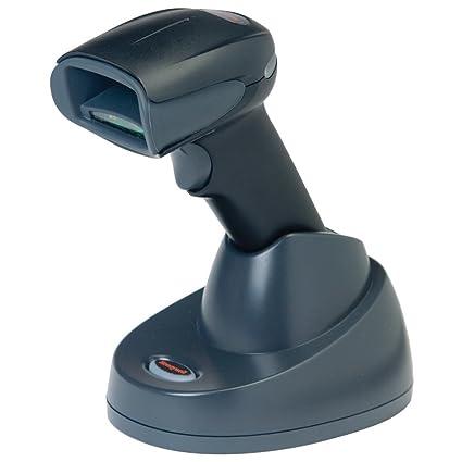 Honeywell-xenon 1902 g-bluetooth-scanneur imageur - 2D, 2D highDensity-scanner portatif-scanner couleur :  noir avec câble uSB et câble de charge/de base hW (1902-2-1902GHD - 2USB - 5)