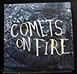 Comets On fire - Blue Cathedral - Lp Vinyl Record