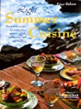 img - for Light Summer Cuisine book / textbook / text book