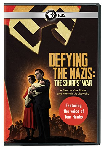 Defying the Nazis: The Sharps' War DVD