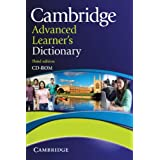 Cambridge Advanced Learner's Dictionary CD-ROM