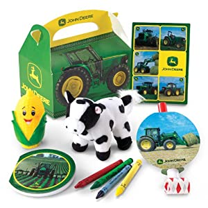 John Deere Party Favor Box Party Supplies