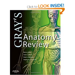 Gray's Anatomy Review 1st edition PDF by Marios Loukas