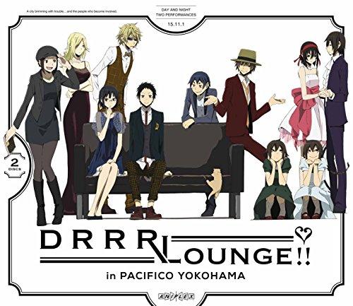 デュラララウンジ!! in パシフィコ横浜 [Blu-ray]