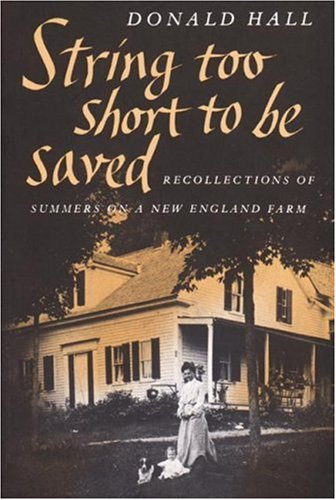 String Too Short to Be Saved Nonpareil Books No 5087923556X