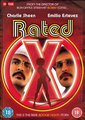 Rated X [2000] [Edizione: Regno Unito]