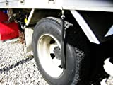 【クリーナー】いつでもタイヤが綺麗★取付金具付タイヤクリーナー掃除ゴム2本セット(スタンダート)
