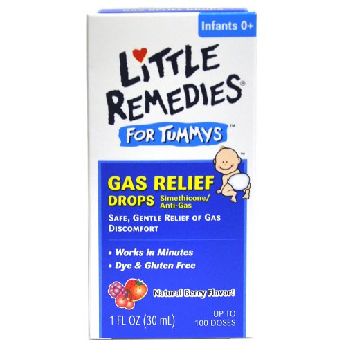 Little Remedies Little Tummys Gas Relief Drops - 1 Ounce front-550047