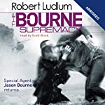 The Bourne Supremacy (       ABRIDGED) by Robert Ludlum Narrated by Jeff Harding