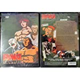 Baki the Grappler: Season 1 and 2 Box Set Complete Episodes 1-48 End in English Audio (Fx Manufactory)- Region 0- Sold As Is