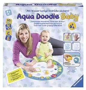 ravensburger 04436 aqua doodle baby crea piccole. Black Bedroom Furniture Sets. Home Design Ideas