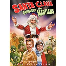Santa Claus Conquers the Martians: Kino Classics Special Edition