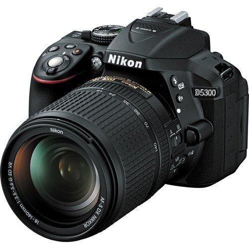 Nikon D5300 24.2 Mp Cmos Digital SLR Camera with 18-140mm F/3.5-5.6g Ed Vr Lens sale 2015
