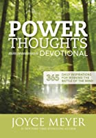 Power Thoughts Devotional: 365 daily inspirations for winning the battle of your mind (English Edition)