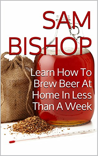 Learn How To Brew Beer At Home In Less Than A Week by Sam Bishop
