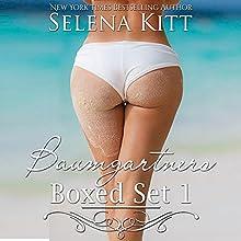 Baumgartners Boxed Set | Livre audio Auteur(s) : Selena Kitt Narrateur(s) : E.V. Grove, Holly Hackett, Sean Crisden
