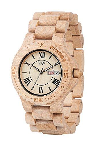WeWOOD Roman Beige Watch