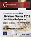 Windows Server 2012 - Installation et...