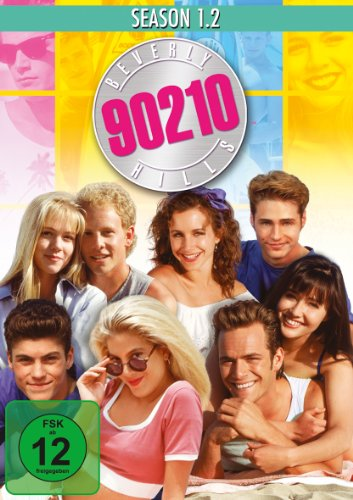 Beverly Hills, 90210 - Season 1.2 [3 DVDs]
