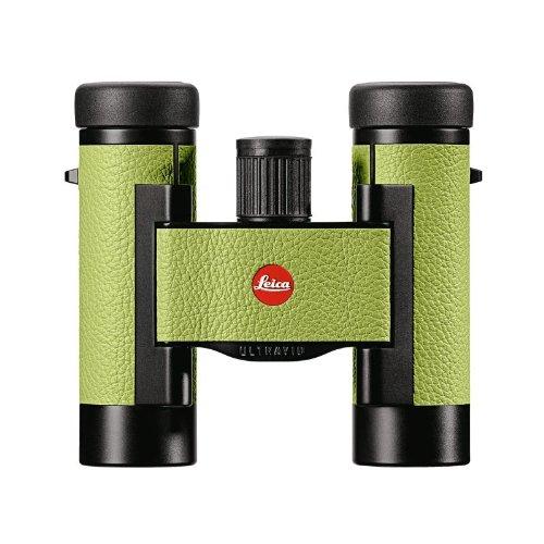 Leica 8X20 Ultravid Colorline Special Edition Binoculars (Apple Green)