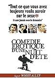 echange, troc Comedie érotique d'une nuit d'été / Tout ce que vous avez toujours voulu ... - Coffret 2 DVD