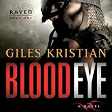Blood Eye (       UNABRIDGED) by Giles Kristian Narrated by Simon Prebble