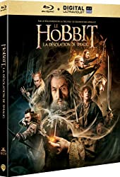 Le hobbit : la désolation de smaug - Blu-ray + DIGITAL HD Ultraviolet