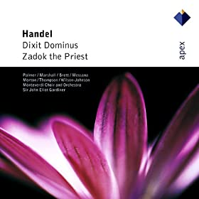 "4 Coronation Anthems: I. ""Zadok the Priest"", HWV. 258"