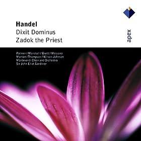 Dixit Dominus HWV232 : VII De torrente in via bibet [Sopranos, Chorus]