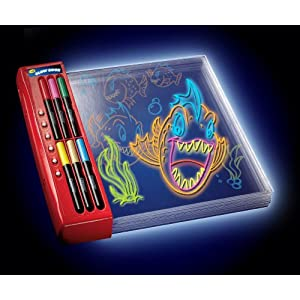 Crayola Glow Book On Sale