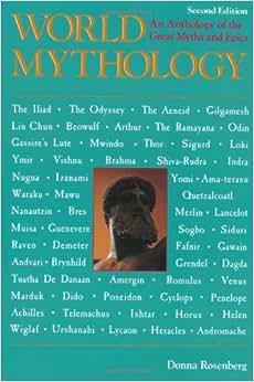 mythology and you donna rosenberg pdf